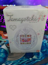Tamagotchi P's White OVP original packaging boxed