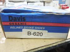 Hyundai Excel 05/90-12/90 Rear Drum Brake Shoe Set B-620 BP-33