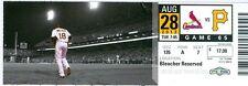 2012 Pirates vs Cardinals Ticket: Pedro Alvarez hits 2 homers/James McDonald win