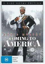 Coming To America - Comedy / Adventure - (2 Disc Royal Edition) - NEW DVD