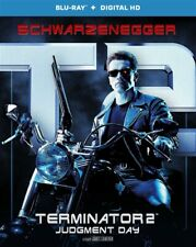 Terminator 2 Judgment Day New Blu-ray Unrated Special Edition + Theatrical Cut