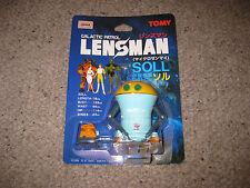 1984 Lensman Soll Robot Wind Up Figure Sealed Vintage Tomy Japan MOC Space Toy