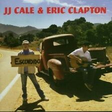 """J.J. CALE & ERIC CLAPTON """"THE ROAD TO ESCONDIDO"""" CD NEW+"""
