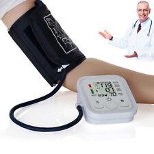 Digital Upper Arm Blood Pressure Monitor Cuff Machine Intellisense 99 Memory UK