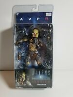Alien vs Predator AVP Requiem Series 2 Predator Action Figure Unmasked Wolf New
