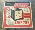 Coleman camp oven Model 5010A700 vintage 1972