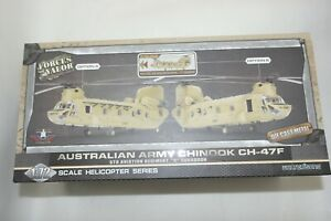 FORCES OF VALOR 1:72 BOEING  CHINOOK CH-47F AUSTRALIAN ARMY