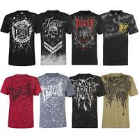 TAPOUT Herren T-Shirt Tee Shirt S M L XL XXL 2XL MMA UFC Kampfsport Martial Arts