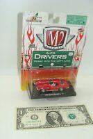 M2 Machines - Castline - Auto Drivers Rel-8 - Red 1966 Chevrolet Corvette 427