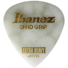 Ibanez Sand Grip Crack Extra Heavy White Plek Plektrum Plektren Plektron