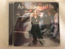 Avril Lavigne Let Go CD Arista 2002