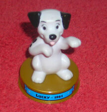 "DISNEY 100 YEARS OF MAGIC 101 DALMATIANS LUCKY 3"" TOY FIGURE CAKE TOPPER"