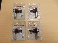 New 2004-2014 Honda TRX 450 TRX450 R TRX450ER ATV OE Set of 4 Tie Rod Ends