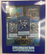 Yugioh LVB1-JP LINK VRAINS Box