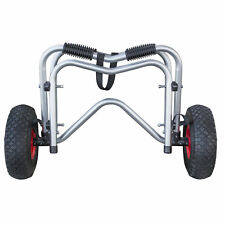 Kuda Kayak Canoe Cart Carrier Trolley Transport Cart Wheel