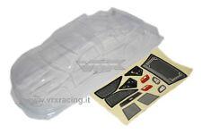 R0063T Carrozzeria Trasparente + Adesivi x Modelli scala 1:10 Off road Truggy VR