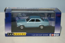 Vanguards Ford Escort Mk1 Twin Cam Blue VA09524 1:43 Scale