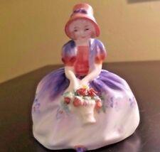 Royal Doulton Fine Porcelain Figurine Monica EUC
