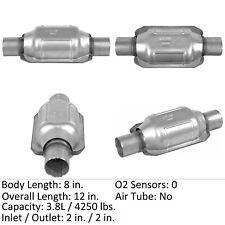 Catalytic Converter-Universal Rear Eastern Mfg 70247