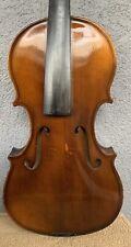 Vintage 4/4 Violin for repair