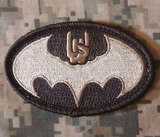 SATAN FINGERS BATMAN ACU LIGHT USA ARMY VELCRO® BRAND FASTENER MORALE PATCH