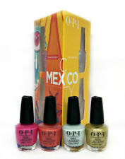 OPI Nail Lacquer - MEXICO Spring 2020 Collection - MINI set (3.25mL/0.125oz x 4)