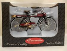 "Roadmaster Luxury Liner Mini 11-3/4"" Bicycle Deluxe 1:6 Scale Limited Edition"