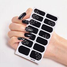 Manicure Decoration Fashion Nail Polish Self Adhesive Nail Sticker