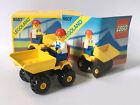 Vintage LEGO Town 6507 Mini Dumper (1989) Boxed, Instructions, Complete