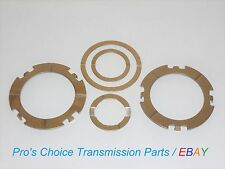5-Piece Thrust Washer Kit--Without Selectives--Fits 4L80E & 4L85E Transmissions