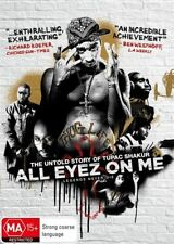 All Eyez On Me Untold Story of Tupac Shakur DVD NEW Region 4