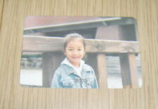 Twice 1st Mini Album The Story Begins Jihyo C Photo Card Official K POP
