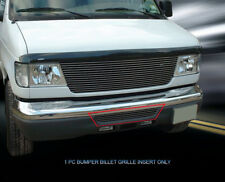 For 1992-2007 All Ford Econoline Billet Grille Lower Bumper Grill Insert Fedar