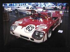 Photo Alfa Romeo T33/3 1975 (?) #63 Motor Show Essen 2012