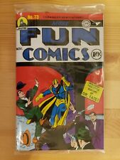 LootCrate Reprint of More Fun Comics #73, First Appearance of Aquaman w/ COA