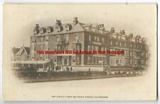 Wales Llandudno Craig Y Don Boarding House 1912 Vintage Postcard 29.12