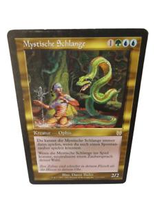 """Mystische Schlange"" - Rar - Apokalypse- Magic The Gathering"
