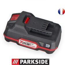 Batterie  20V Capacité  2 Ah   X20V-TEAM PARKSIDE
