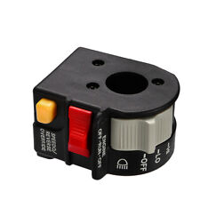 Handlebar Switch Hi/Lo Beam Light Switch For Atv Parts Polaris Sportsman 01-05
