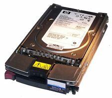 "HP 404701-001 300GB 10K 3.5"" SCSI Ultra 320 Hard Disk Drive in ProLiant Caddy"