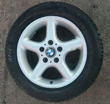 Original BMW 3er E36 Sommerrad Rad Reifen 1182529 IS46 225 50 16 92V 6mm A846