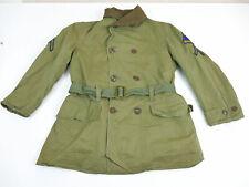 #G ORIGINAL US WW2 Mackinaw Jacket winter over coat Jeep Jacke Mantel Gr. S