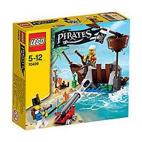 LEGO® Pirates 70409 Verteidigung des Schiffswracks NEW SEALED PASST ZU 70413