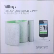 Withings The Smart Blood Pressure Monitor BP-800 iPod iPhone iPod Touch 4th Gen