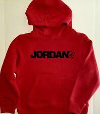 Nike Air Jordan Boys' Pullover Hoodie Size Med. NWT