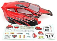 Redcat Racing 81357 1/8 Buggy Body Red and Black Hurricane XTR 81357
