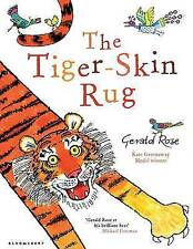 The Tiger-Skin Rug-ExLibrary