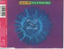 Opus III It's A Fine Day CD MAXI pwl