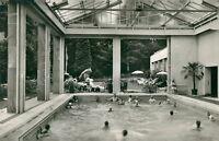 Ansichtskarte Wildbad Schwarzwald Thermalschwimmbad  (Nr.9188)