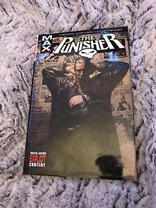 The Punisher Hardback Graphic Novel (1-12) Gareth Ennis Lewis Larosa Fernandez
